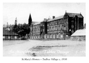 St Mary's Homes, Tudhoe Village, c 1950